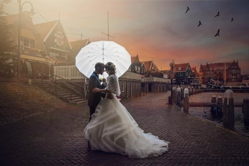 Winner of the 40th edition of the International Wedding Award
